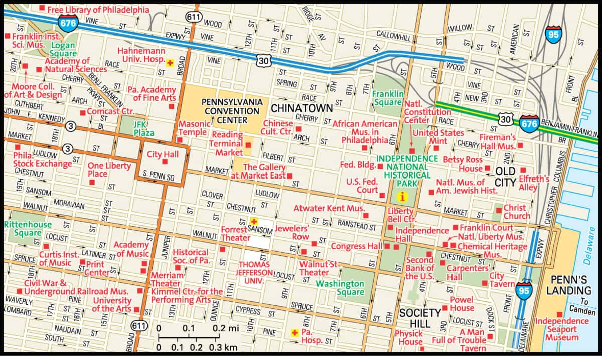 Philadelphia Map - Guide to Philadelphia, Pennsylvania on philadelphia subway map, philadelphia rail lines map, 1900 philadelphia map, philadelphia pa map, philadelphia us map, philadelphia street map, bellevue philadelphia map, restaurants philadelphia map, philadelphia hotel map, south philadelphia map, philadelphia county map, historic philadelphia map, philadelphia on the map, penn's landing philadelphia map, philadelphia attractions map, suburb philadelphia map, mexico city and surrounding area map, northeast philadelphia map, city philadelphia map, west philadelphia map,