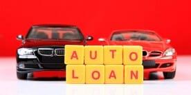 Auto Loan Sign