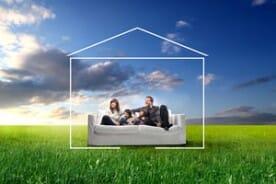 home concept illustration