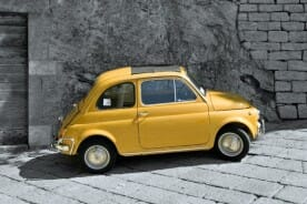 Fiat 500 Automobile
